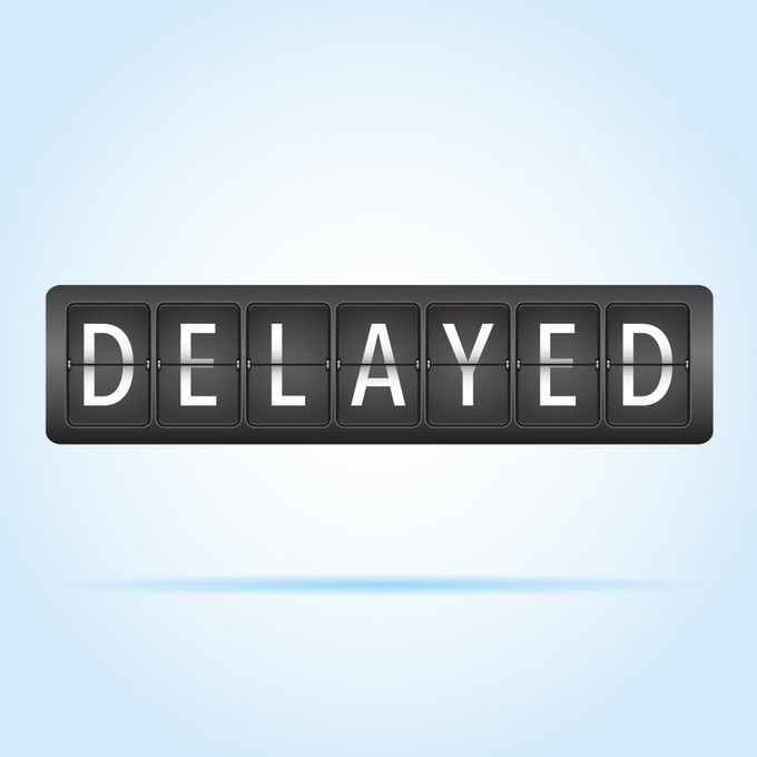 Coin Shipment Delayed