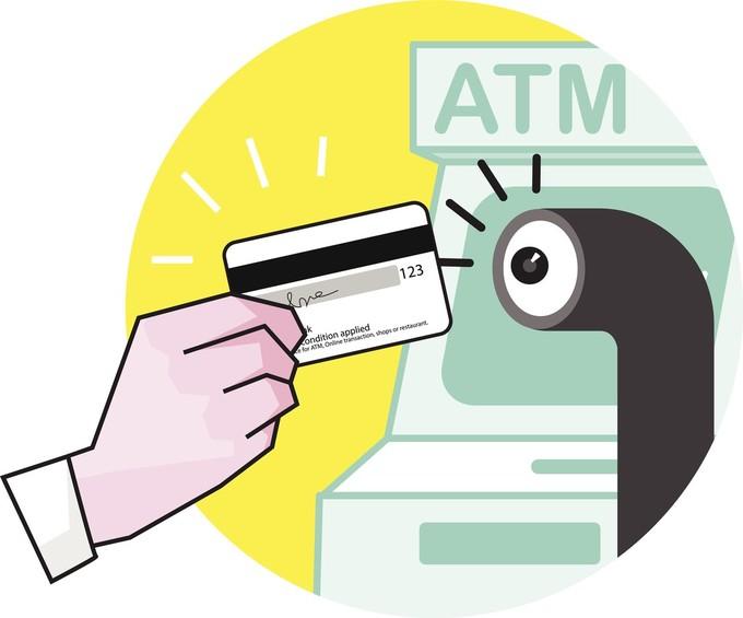 ATM Credit Card Skimming