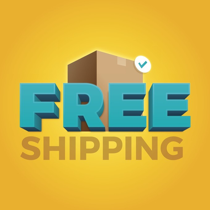 Free Shipping Benefit