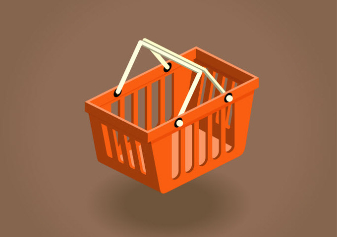 Digital Shopping Cart