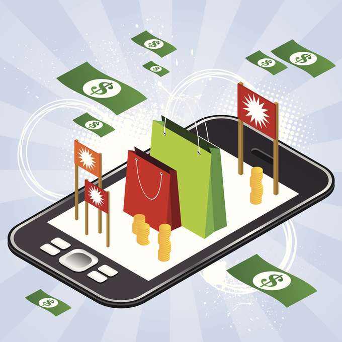 Popular Retail Apps