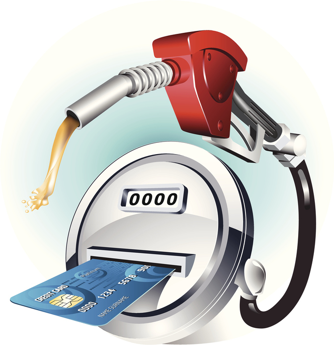 Branded Gas Card